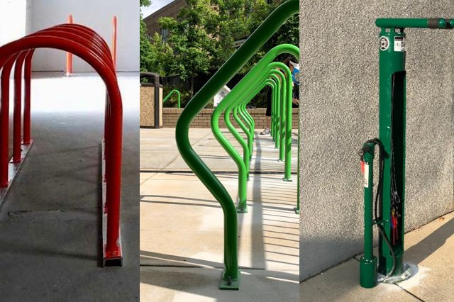 Bicycle Parking Rack Installation Services