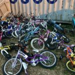 SoPo will be giving Free Bikes 4 Kidz (http://fb4k.org/) some bikes!